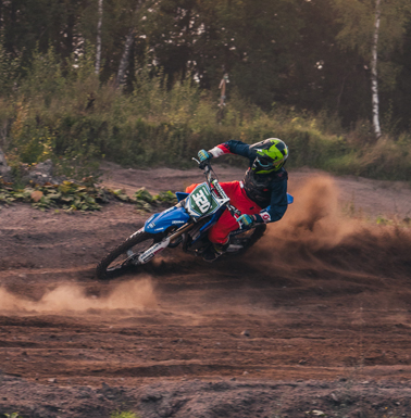 buy raw land to practice dirtbike and motocross
